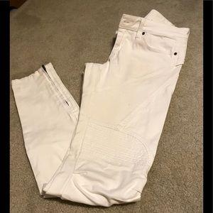 BCBG Maxazria White Jeans Sz 29